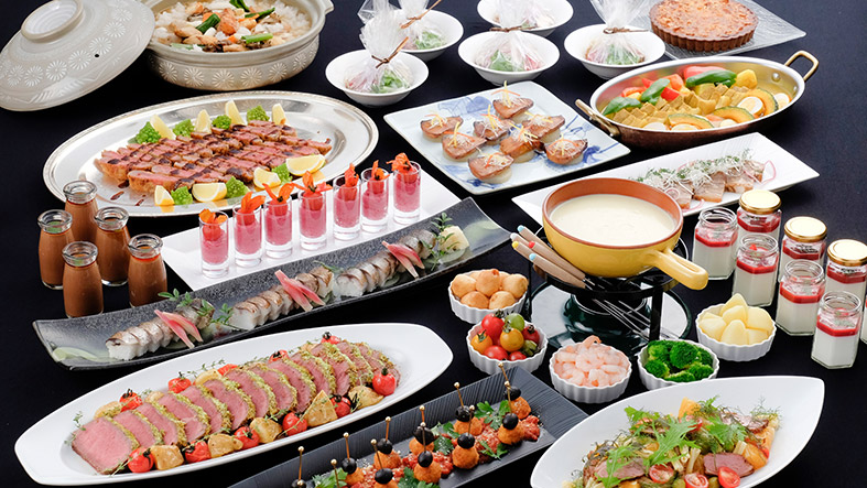 メインダイニング エクセルシオール Main Dining Excelsior 夕食イメージ
